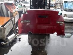 Бампер задний стекловолокно Nissan Fairlady Z33 VQ35DE
