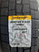 Dunlop Winter Maxx WM01, 185/70R14 88T