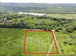 П. Таежный 1.1 га под поместье в экологически чистом районе. 10 800кв.м., собственность, электричество, вода. План (чертёж, схема) участка