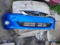 Бампер Subaru Impreza WRX G12