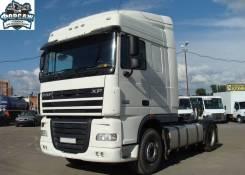 DAF XF105. Продаётся седельный тягач .460, 13 000куб. см., 11 008кг., 4x2