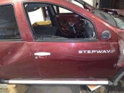 Дверь передняя правая Renault Sandero stepway, Renault Duster