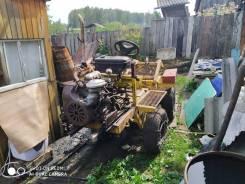 Самодельная модель. Мини Трактор, 12 л.с.