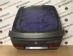 Дверь багажника Toyota Carina E 1992 6700505010