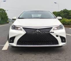 Бампер передний(Ls Design) Toyota Corolla (E210) 2019-Н. В.