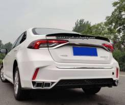 Бампер задний. Toyota Corolla (E210) 2019-Н. В.