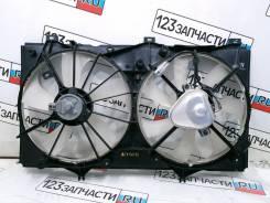 Диффузор радиатора в сборе Toyota Camry ACV40 2006 г