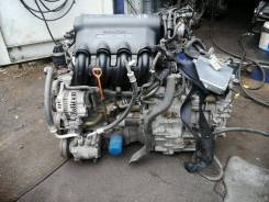 Двигатель в сборе l15a + вариатор Honda airwave gj1