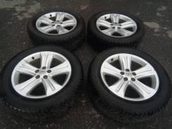 Комплект зимних колес 245/55R19 Toyota Highlander