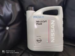 Nissan CVT Fluid. CVT (для вариаторов), синтетическое, 5,00л.
