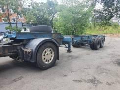 Fruehauf. Продам полуприцеп горбатый под 20 футовый во Владивосток, 23 000кг.
