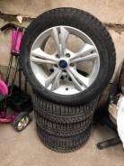 Зимняя резина на литье Ford. 205/55R16