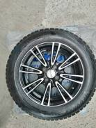 Продам комплект зимней шипованной резины на Honda Freed R15
