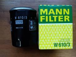 Фильтр масляный MANN W6103