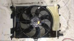 Вентилятор охл. дв. в сб. с бачком Hyundai Solaris 2010