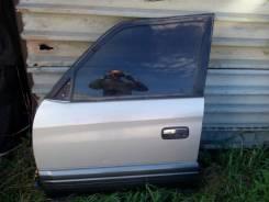 Дверь Toyota LAND Cruiser Prado, левая передняя кузов 90-95
