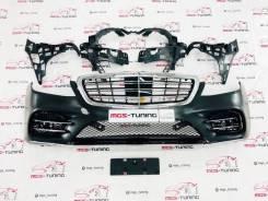 Бампер 17-н.в. AMG Mercedes-Benz S-Class