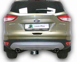 Фаркоп крюк съемный на двух болтах тип шара A для Ford Kuga (2013-2020)