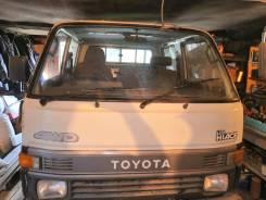 Toyota Hiace. Продам грузовик, 2 400куб. см., 850кг., 4x4