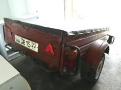 Кзап. Прицеп легковой КЗАП 8140 в с. Алтайском, 500кг.