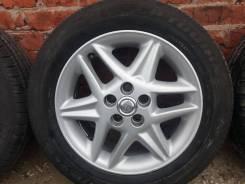 Колеса в сборе, диски Toyota с шинами Dunlop 195/60R15