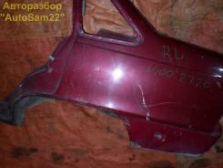Крыло Daewoo Nexia N100 A15MF 2007 лев. зад.