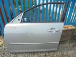 Дверь передняя левая mazda 3 bk седан