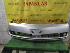 Бампер передний Toyota Allion ZZT245 цвет-1F7