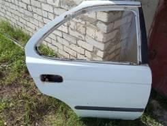 Дверь задняя правая Nissan sunny ( Ниссан Санни ) b15 .