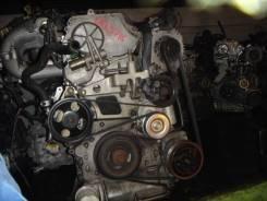 Контрактный двигатель QR20de 4wd в сборе