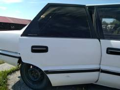 Дверь задняя правая-1991г Toyota Sprinter AE91 5AF