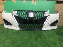 Бампер передний Toyota Crown Athlete G-T 21# Рестайл Оригинал Япония