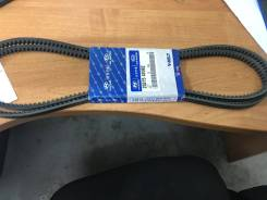 Ремень клиновой генератора-помпы Hyundai-KIA