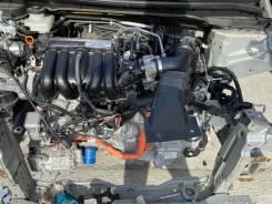 Двигатель в сборе Honda Fit GP5 2018 год
