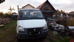 ГАЗ 330202. Продаётся ГАЗель 330202, 2 700куб. см., 1 500кг., 4x2