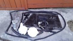 Внутренности задней правой двери Suzuki Grand Vitara