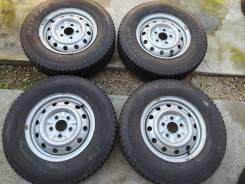 Комплект колес LT185/80/14 Nissan бесплатная доставка до ТК