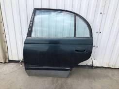 Дверь задняя левая Toyota Corona, Carina E ST190