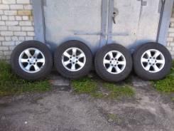 "Продам колёса на TLK Prado 120. x17"""