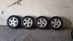 Зимнии колёса 5^ 100* 114: R15. рез195*65R15 Coodyear Zea 2014г Japan