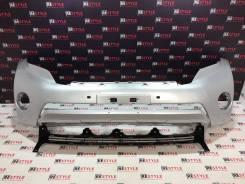 Бампер передний Toyota Land Cruiser Prado 150 13-17г Серебро 1F7