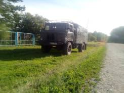 ГАЗ 66. Продается Газ-66, 4x4