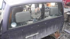 Стекло заднее Nissan Datsun RMD22