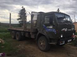 КамАЗ 53213. Продам лесовоз, 20 500кг., 6x4