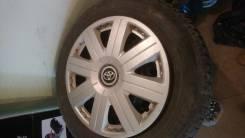 Продам комплект зимней резины на дисках для Тойоты Версо 205/65R16