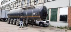 Foxtank ППЦ-СНП-32. Полуприцеп-цистерна FOX TANK 877721 29.5м3 б/у (2018 г. в. )