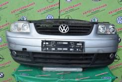 Бампер передний Volkswagen Caddy 3 (04-09г)