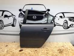 Дверь задняя левая Mazda 3 BK 2002-2008 седан
