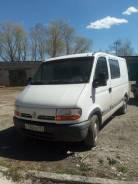 Renault Master. Коммерческий транспорт, 2 500куб. см., 2 000кг., 4x2