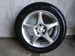 Колеса. Литье Mercedes-Benz с резиной Dunlop DSX 225/55R17